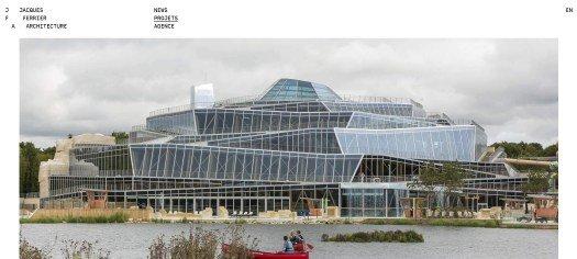 Architecte de renom, Jacques Ferrier donne vie à Aqualagon, le plus grand et poétique centre aquatique d'Europe conçu en BIM