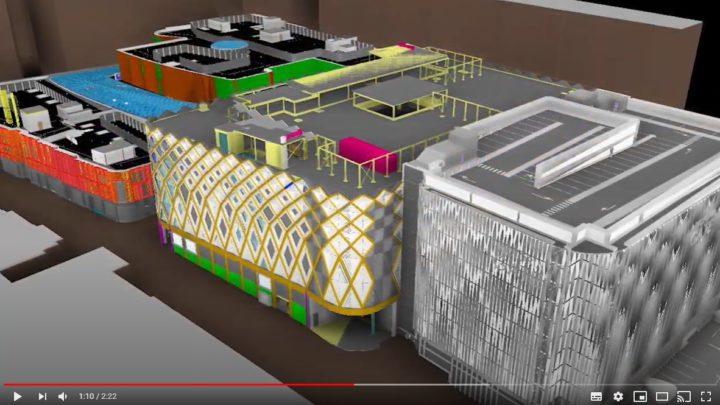 Découvrez comment le BIM a permis à la vision du Victoria Gate Shopping Centre de prendre vie