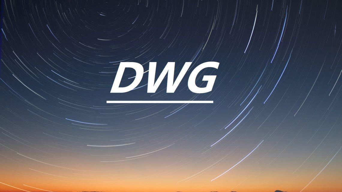 Qu'est-ce qu'un fichier DWG?