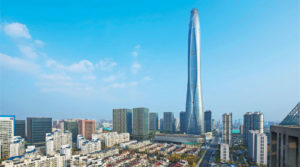 Tianjin Chow Tai Fook Financial Centre en BIM